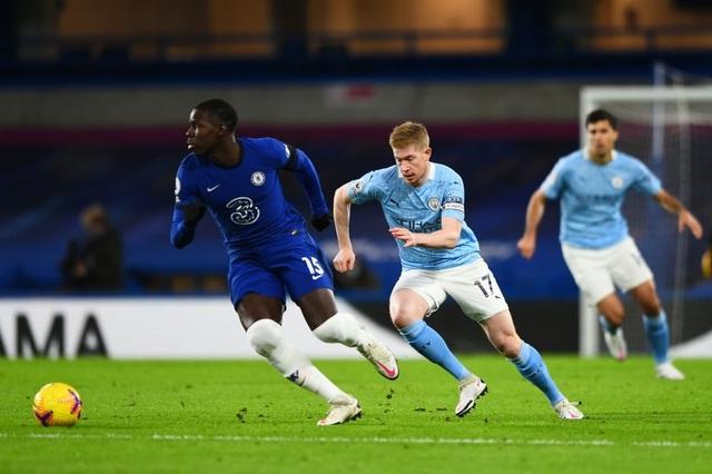 Chelsea 1-3 Man City: Hai phút, hai bàn thắng - 16