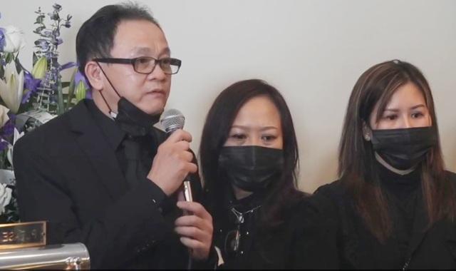 Đồng nghiệp nghẹn ngào khi thấy chiếc micro an táng cùng Vân Quang Long - 6