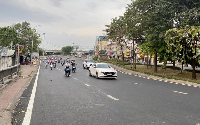 Giao thông cửa ngõ Sài Gòn đông nhưng không tắc - 8