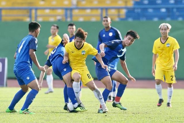 HA Gia Lai hòa Nam Định trong trận đầu HLV Kiatisuk dẫn dắt - 5