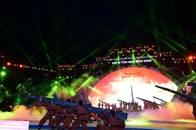 Thủ tướng dự Lễ Bạch Đằng Giang nhận Bằng xếp hạng Di tích lịch sử quốc gia - 4