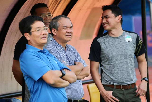 HA Gia Lai hòa Nam Định trong trận đầu HLV Kiatisuk dẫn dắt - 2