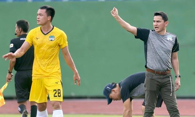 HA Gia Lai hòa Nam Định trong trận đầu HLV Kiatisuk dẫn dắt - 8