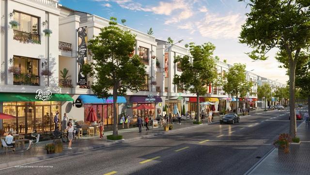 Vinh Heritage shophouse - shopvilla: Mô hình kinh doanh thương mại tiên phong tại thành phố Vinh - 1