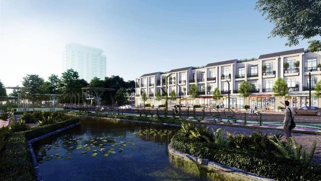 Vinh Heritage shophouse - shopvilla: Mô hình kinh doanh thương mại tiên phong tại thành phố Vinh - 2
