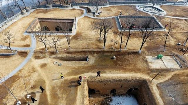 Bí ẩn làng cổ 4.000 năm dưới lòng đất độc nhất vô nhị ở Trung Quốc - 2