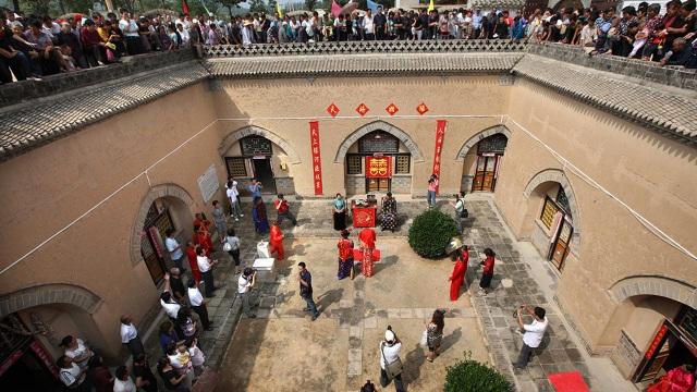Bí ẩn làng cổ 4.000 năm dưới lòng đất độc nhất vô nhị ở Trung Quốc - 5