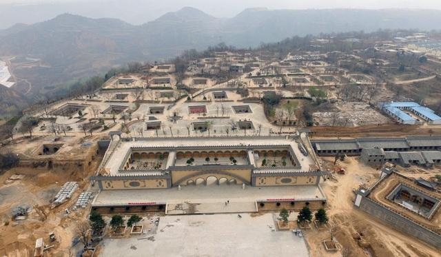 Bí ẩn làng cổ 4.000 năm dưới lòng đất độc nhất vô nhị ở Trung Quốc - 6