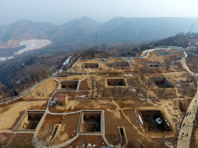 Bí ẩn làng cổ 4.000 năm dưới lòng đất độc nhất vô nhị ở Trung Quốc - 7