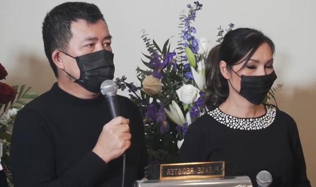 Đồng nghiệp nghẹn ngào khi thấy chiếc micro an táng cùng Vân Quang Long - 10