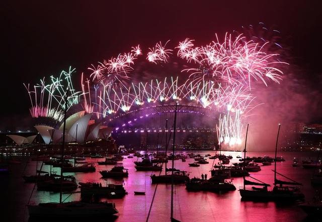 Thế giới tuần qua: Pháo hoa chào năm mới 2021 với niềm tin và hi vọng - 7