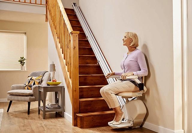 Stairlift Pacific - tiên phong trong giải pháp thang ghế cho người lớn tuổi - 2