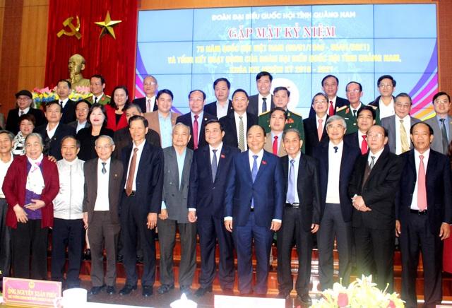 Thủ tướng dự lễ kỷ niệm 75 năm Ngày Tổng Tuyển cử đầu tiên - 3