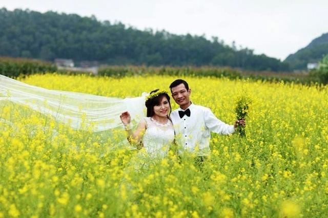 Hạnh phúc diệu kỳ và mong ước được giúp người của đôi vợ chồng khuyết tật - 4