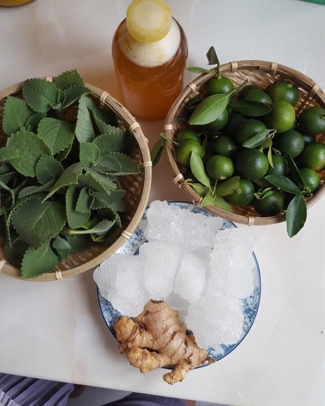 Những loại lá rau là vị thuốc chữa viêm họng cực hiệu quả - 4