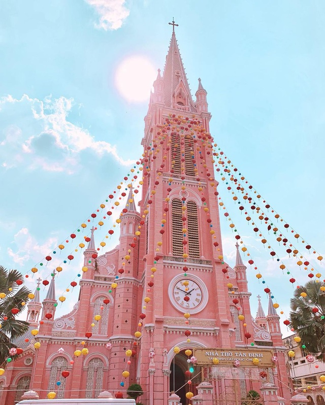 3 hundred-year-old churches must check-in when coming to Ho Chi Minh City - 4