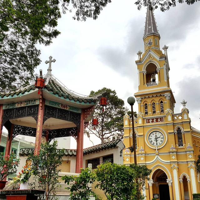 3 hundred-year-old churches must definitely check-in when coming to Ho Chi Minh City - 6