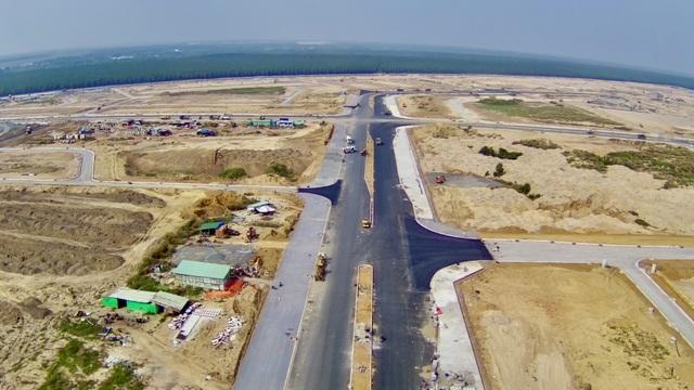 Ngày mai, sân bay Long Thành khởi công giai đoạn 1 - 4