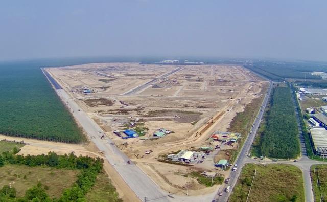 Ngày mai, sân bay Long Thành khởi công giai đoạn 1 - 3