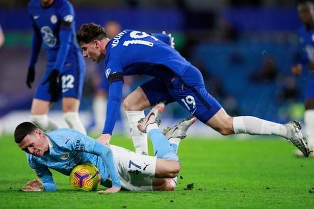 Chelsea 1-3 Man City: Hai phút, hai bàn thắng - 10