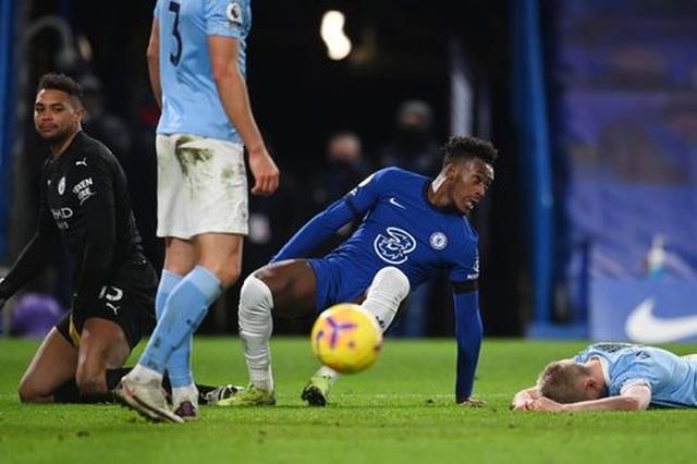 Những khoảnh khắc Man City hạ gục Chelsea - 18