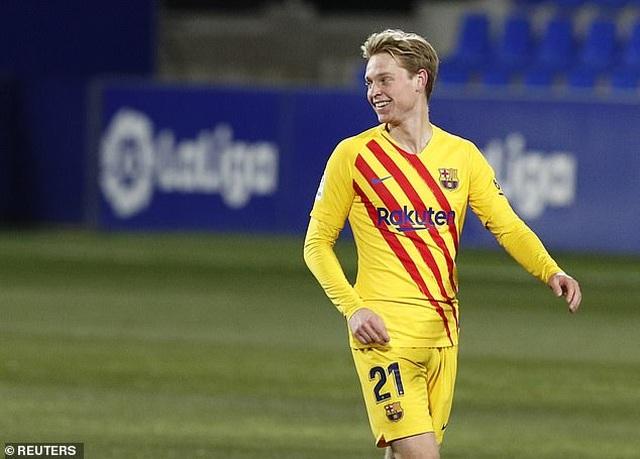 Messi ghi dấu ấn, Barcelona tìm lại mạch chiến thắng - 2