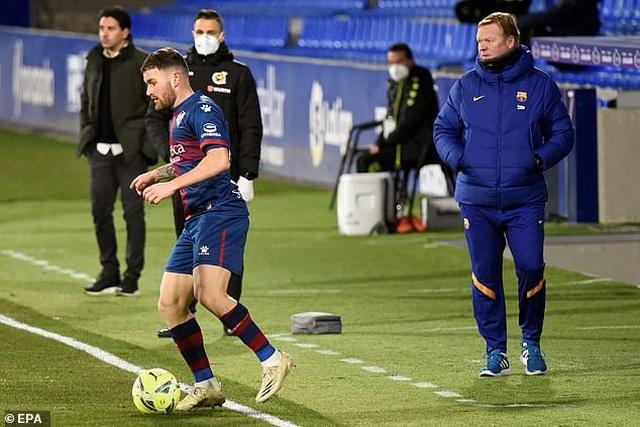 Messi ghi dấu ấn, Barcelona tìm lại mạch chiến thắng - 5