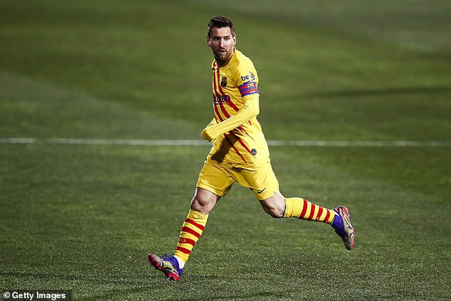 Messi ghi dấu ấn, Barcelona tìm lại mạch chiến thắng - 3