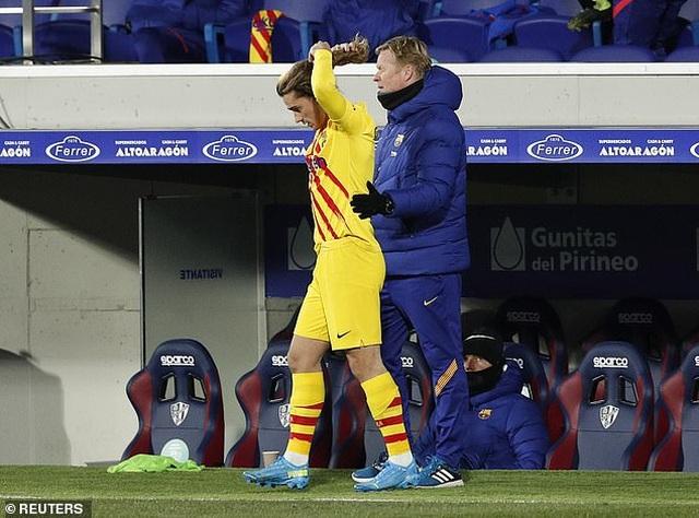 Messi ghi dấu ấn, Barcelona tìm lại mạch chiến thắng - 4