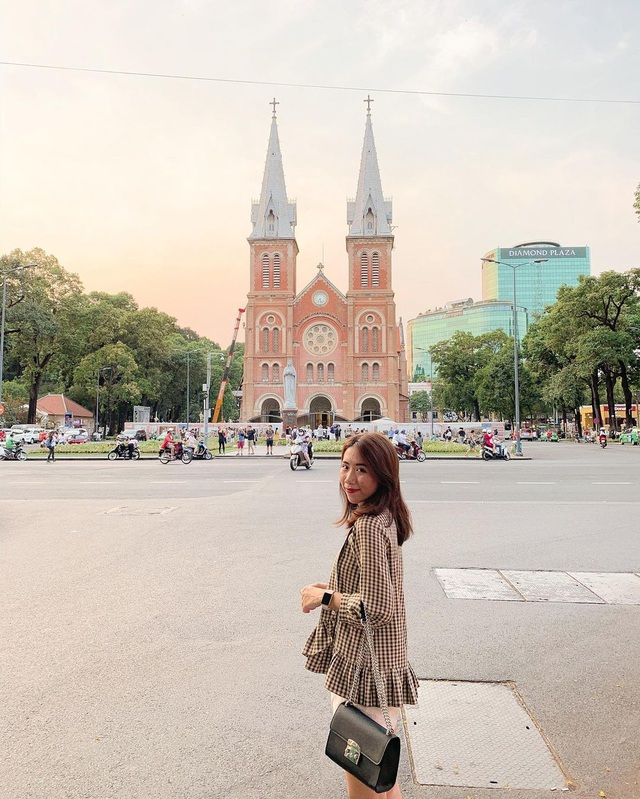 3 hundred-year-old churches must definitely check-in when coming to Ho Chi Minh City - 2
