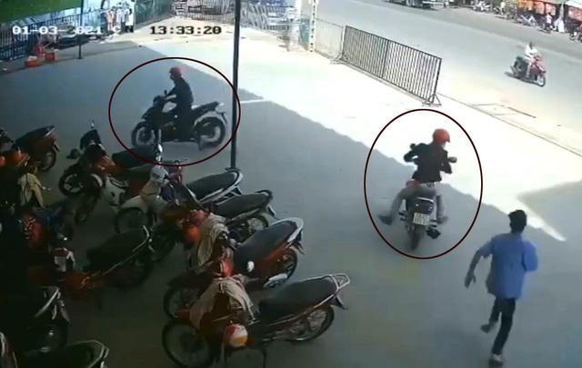 Nhóm đối tượng chuyên dàn cảnh để trộm cướp xe máy - 3