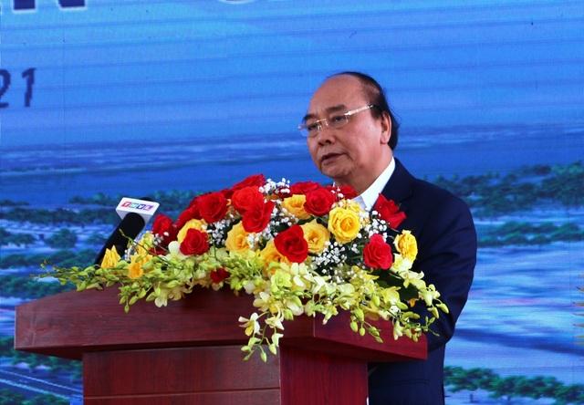 Thủ tướng phát lệnh khởi công cao tốc Mỹ Thuận - Cần Thơ - 1