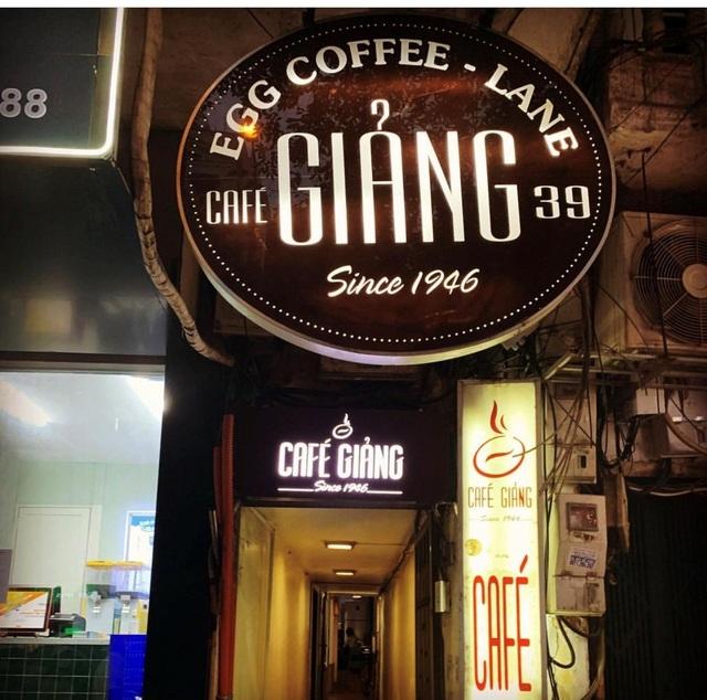 Những quán cà phê có tên gọi chỉ một chữ ở Hà Nội - 2