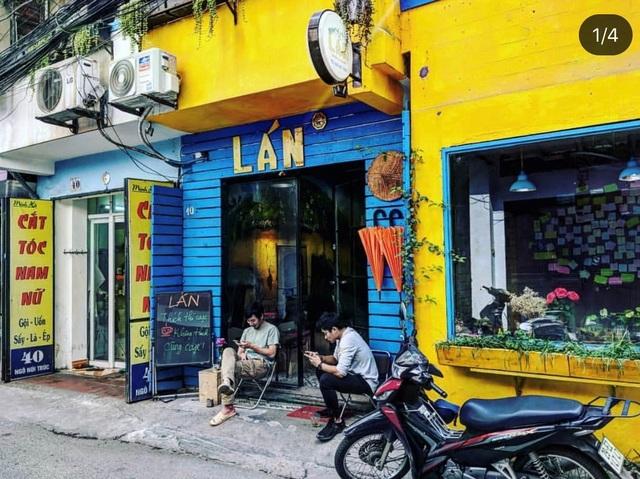 Những quán cà phê có tên gọi chỉ một chữ ở Hà Nội - 5