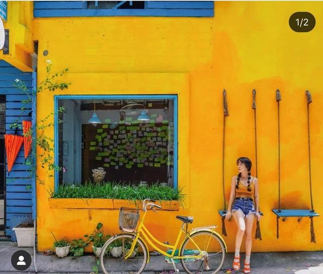 Những quán cà phê có tên gọi chỉ một chữ ở Hà Nội - 6