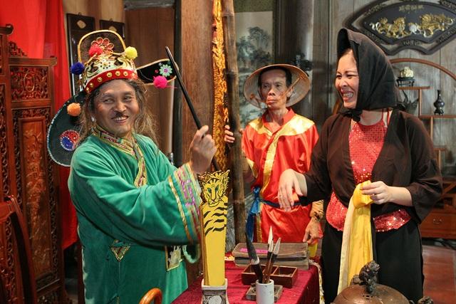 NSND Hồng Vân: Tôi rất sợ Xuân Hinh, không bao giờ dám hỏi tiền - 3