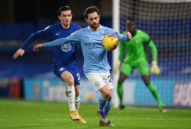Chelsea 1-3 Man City: Hai phút, hai bàn thắng - 6