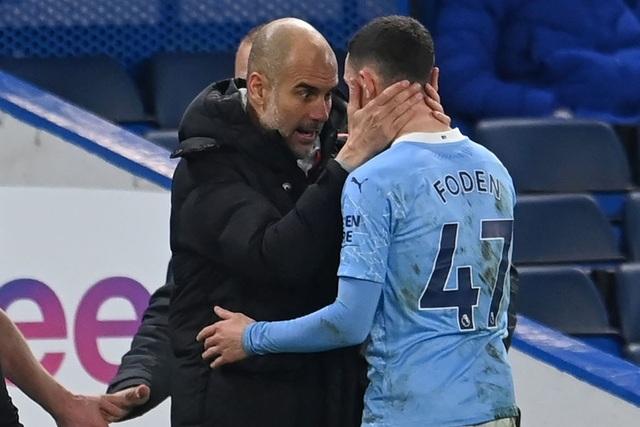 Chelsea 1-3 Man City: Hai phút, hai bàn thắng - 3
