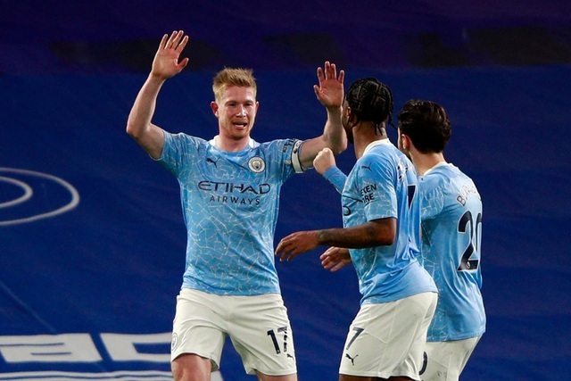 Những khoảnh khắc Man City hạ gục Chelsea - 10