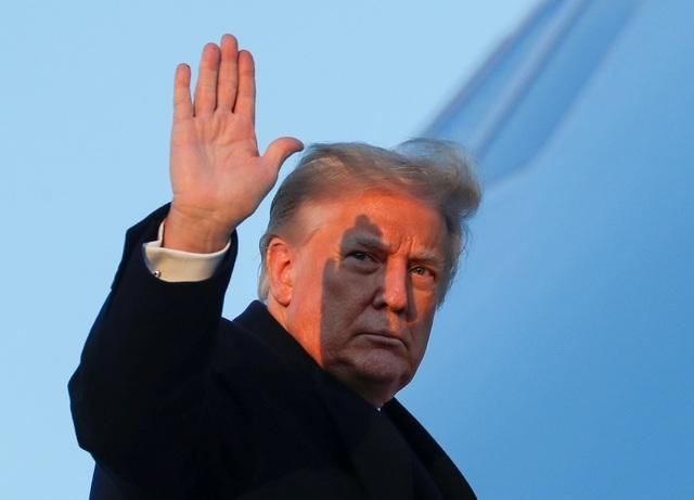 Sức hút của thỏi nam châm Donald Trump với cử tri Mỹ - 1