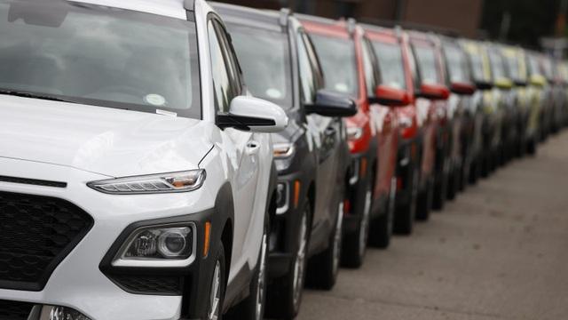 Thị trường Mỹ không đủ sức cứu Hyundai và Kia - 1
