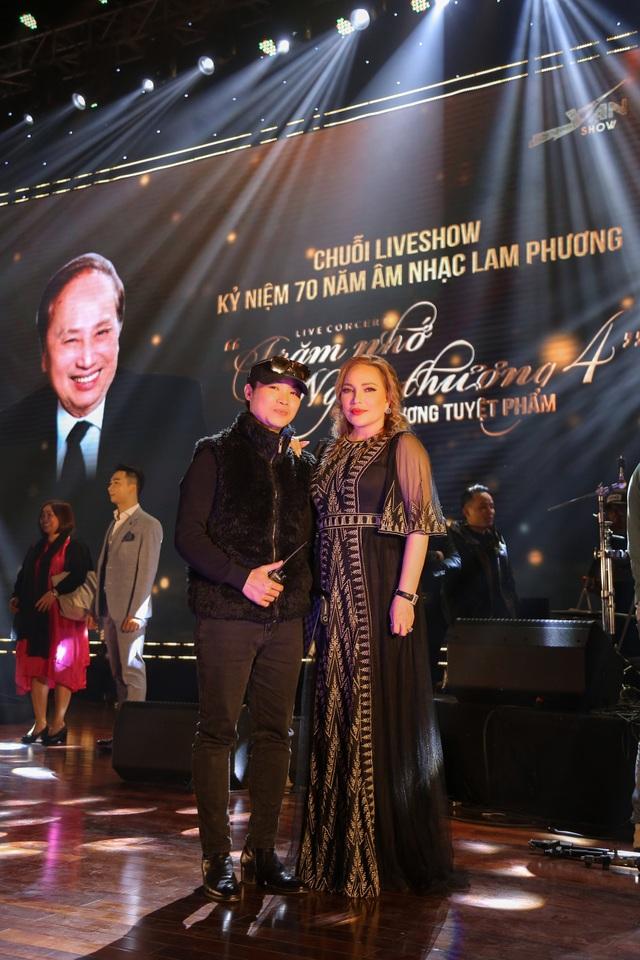 Đêm nhạc đong đầy cảm xúc trước ngày tiễn đưa nhạc sĩ Lam Phương - 6