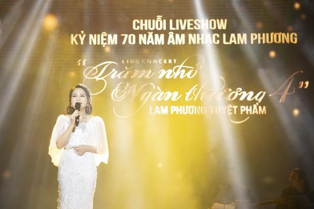 Đêm nhạc đong đầy cảm xúc trước ngày tiễn đưa nhạc sĩ Lam Phương - 7