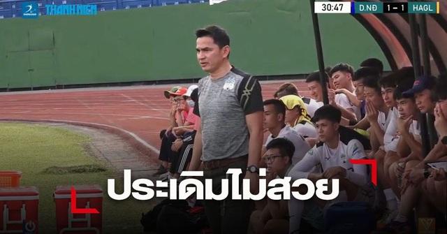 Báo Thái Lan nói gì về màn ra mắt của Kiatisuk ở HA Gia Lai? - 2