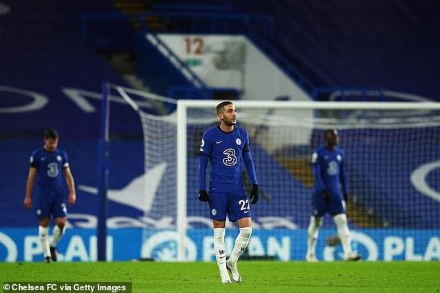 Thua sốc Man City, HLV Lampard đứng trước nguy cơ bị sa thải - 1