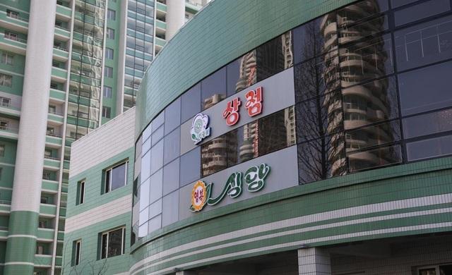 Toàn cảnh con phố hiện đại bậc nhất ở Triều Tiên với loạt cao ốc chọc trời - 8