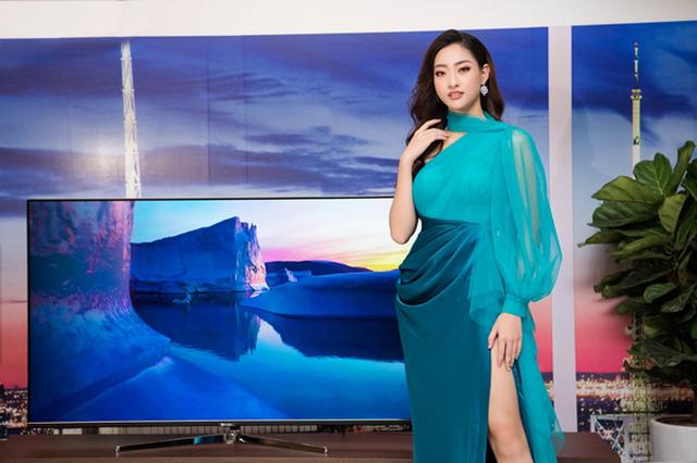 Miss World Lương Thùy Linh: Tri thức sẽ thay đổi tương lai - 1