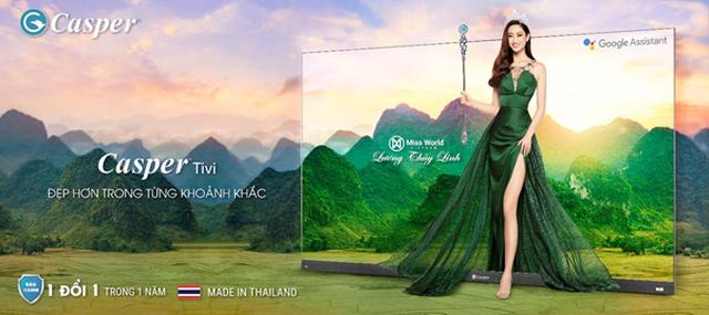 Miss World Lương Thùy Linh: Tri thức sẽ thay đổi tương lai - 2