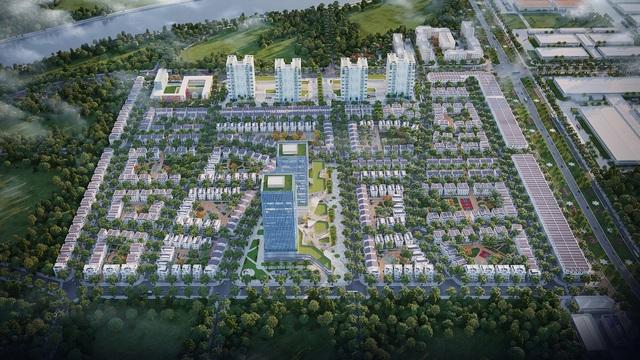4 lý do người dân Hải Phòng lựa chọn dự án Seoul Ecohome - 1