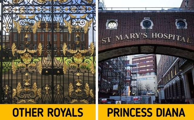 Những lần phá vỡ nguyên tắc hoàng gia về việc làm mẹ của công nương Diana - 1